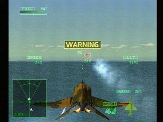Screenshot Thumbnail / Media File 1 for Ace Combat 2 [U]